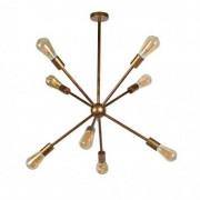Dekogar Lámpara de techo diseño industrial modelo Realta