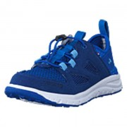 Viking Bjerke Dark Blue/blue, Shoes, blå, EU 33