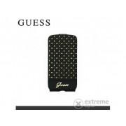 Cg Mobile Guess Gianina stojeća kožna futrola za Samsung SM-G900 Galaxy S V. ,crna(GUFLS5PEB)