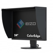 EIZO Monitor LCD 24,1' CG2420-BK, ColorEdge, black