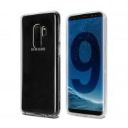 Husa Slim Silicon Samsung S9 Plus - Transparent