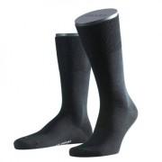 Falke Airport Men Socks Merinoull Black