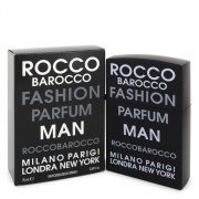 Roccobarocco Fashion Eau De Toilette Spray 2.54 oz / 75.12 mL Men's Fragrances 550683