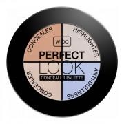 Paleta corectoare - Wibo Perfect Look Concealer Palette