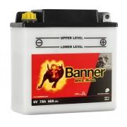 Banner B39-6 Bike Bull motorkerékpár akkumulátor - 00714