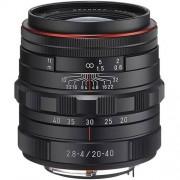 Pentax 20-40mm F/2.8-4 HD DA ED DC WR Limited - Nero - 4 ANNI DI GARANZIA