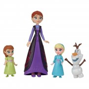 Hasbro Disney Die Eiskönigin 2 Small Dolls FAMILY SET
