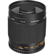 samyang 500mm f/8 mc if mirror - micro 4/3 - 2 anni di garanzia