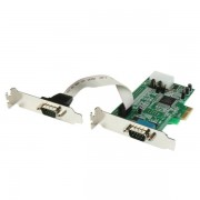 2 Port Lp Pci Express Serial Card