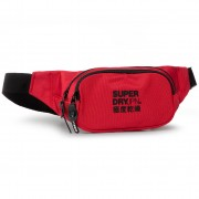 Чанта за кръст SUPERDRY - Small Bumbag M9110042A Rouge Red WA7