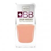 Tratament BB cream intaritor pentru unghii cu tea tree - Wibo