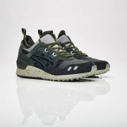 Asics Gel-lyte Iii Mt x Haven Forest Green/Black/Grey