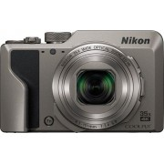Digitalni foto-aparat Nikon A1000, Srebrna