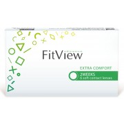 FitView Advance 2 weeks 6 buc.