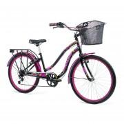 Bicicleta Mercurio Venti R24 6v