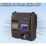 RELÓGIO DE PONTO ELETRÔNICO BIOMÉTRICO + PROX COD. BARRAS