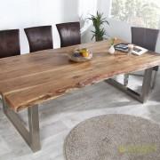 Masa dining din lemn de salcam Mammut 240cm A-23001 VC