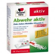 Queisser Pharma GmbH & Co. KG Doppelherz® aktiv Abwehr aktiv Direct Zink + Selen + Histidin Pellets