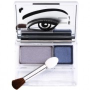 Clinique All About Shadow™ Duo sombra de ojos tono 22 Jeans and Heels 2,2 g