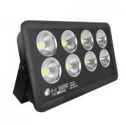 Proiector LED 400W 85V-265V 6400K negru tip cob led