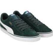 Puma 1948 Vulc Sneakers For Men(Green, White)