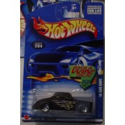 Hot Wheels '40 Ford Coupe 2002 #204 1:64 Scale