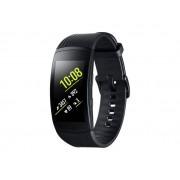"Samsung Gear Fit2 Pro Sm R365 (Taglia L) 1.5"" Super Amoled Curvo 4 Gb Wifi Bluetooth Nero 24 Mesi Garanzia Ufficiale Samsung Italia"