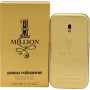Paco Rabanne 1 Million Eau De Toilette 50ml Sprej