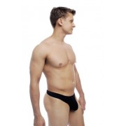 Go Softwear Novel Strapless Jock Strap Underwear Black 2076