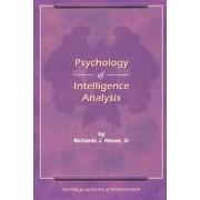 The Psychology of Intelligence Analysis, Paperback