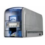 DataCard SD360, Impresora de Credenciales, Sublimación, 300DPI, Ethernet, Negro/Azul