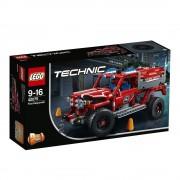 LEGO Technic 2 in 1, Interventie de urgenta 42075