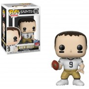 Funko Pop Drew Bress NFL New Orleans Saints