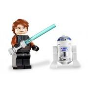 Anakin & R2-D2 (Loose) Lego Star Wars Clone Wars Mini Figures
