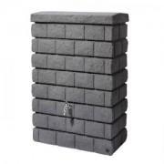 Garantia kunststof regenton rocky Junior 300 liter antraciet