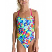 SPEEDO Single Crossback Swimsuit