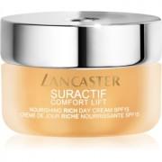 Lancaster Suractif Comfort Lift Nourishing Rich Day Cream подхранващ лифтинг крем SPF 15 за жени 50 мл.