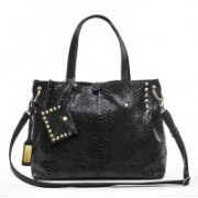 Sophia Visconti Women Black Shoulder Bag
