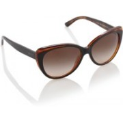 DKNY Round Sunglasses(Brown)