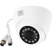 Ultra Dome Indoor CCTV camera's 950 TVL 12 IR LED 20 Mtrs 1 Channel Home Security Camera (NA)