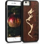 Husa iPhone 6 / 6S Lemn Maro 38452.11