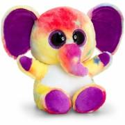 Elefant de plus Rainbow Animotsu 25 cm Keel Toys