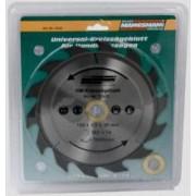 Disc Fierastrau Circular 190 x 30 mm / 14 Dinti - MANNESMANN - M13322