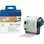 Printflow Compatível: Etiquetas Brother branco 62MM X 29MM 800UN (DK-11209)