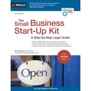 The Small Business Start-Up Kit: A Step-By-Step Legal Guide, Paperback