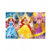 Puzzle 104 Princesas Noche de Baile - Clementoni
