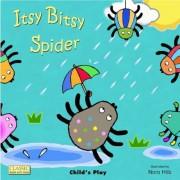 Itsy Bitsy Spider, Paperback