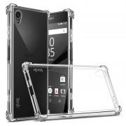 Imak Anti-Risco Capa TPU para Sony Xperia XA1 Plus - Transparente
