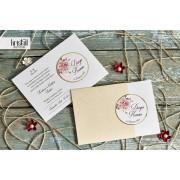 Invitatie nunta cod 70245