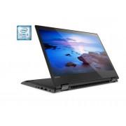 Lenovo Portátil Reacondicionado LENOVO Yoga 520-14IKB (Grado B - Intel Core i3-7100U - RAM: 8 GB - 256 GB SSD - Intel HD 620)
